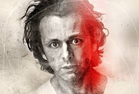 Michael Sheen is brilliant. He expresses all of Hamlet's anguish in one look.