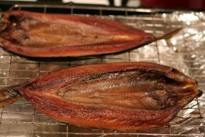 Kippers  (Image borrowed from dinnerdiary.com)